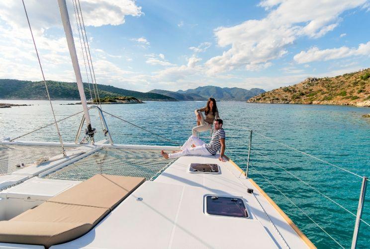 DADDYS HOBBY - Lagoon 560 - 4 Cabins - Lavrio - Athens - Mykonos