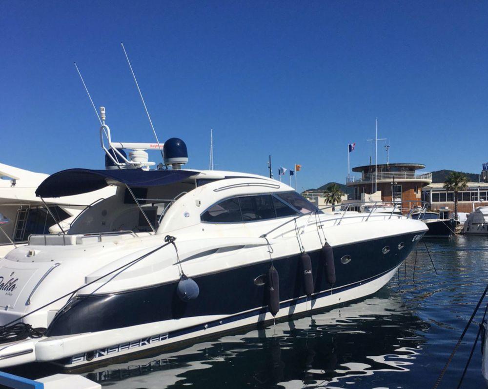 DALILA - Sunseeker Predator 56 - Day Charter - Cannes - Monaco - St Tropez