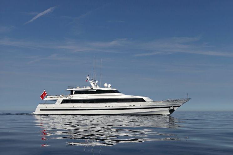 Charter Yacht SEA LADY II - Souter & Son 41m - 5 Cabins - Nice - Cannes - Monaco