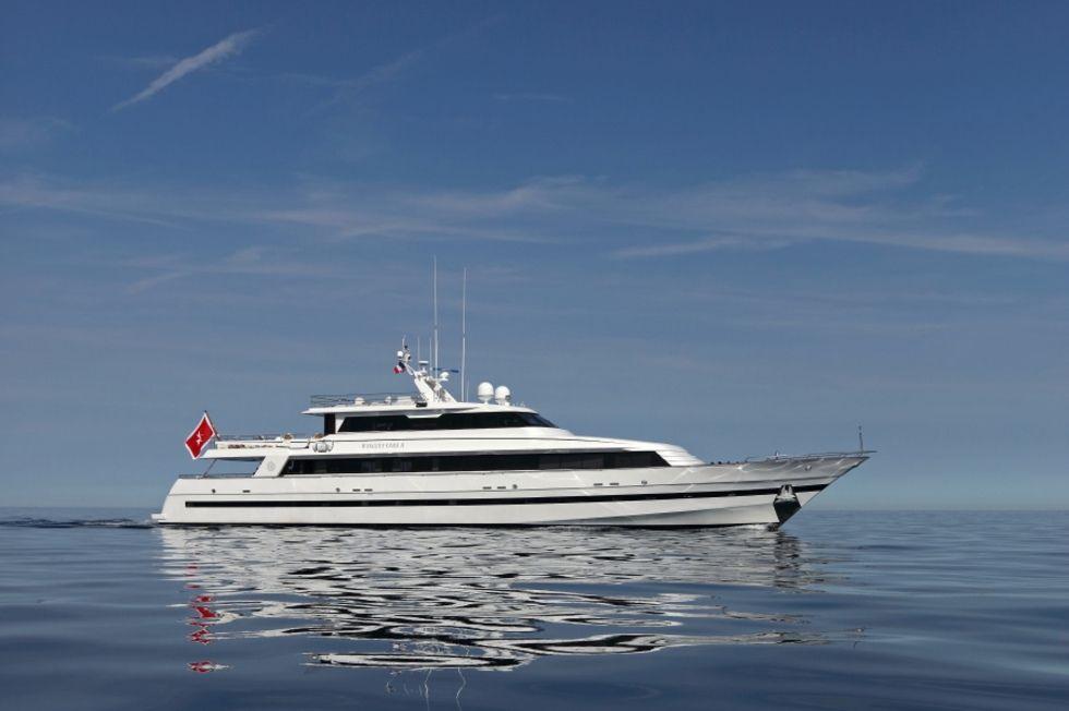 SEA LADY II - Souter&Son 41m - 5 Cabins - Nice - Cannes - Monaco