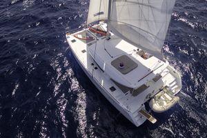 DANIELA II - Lagoon 450S - 4 Cabins - Athens - Mykonos - Naxos