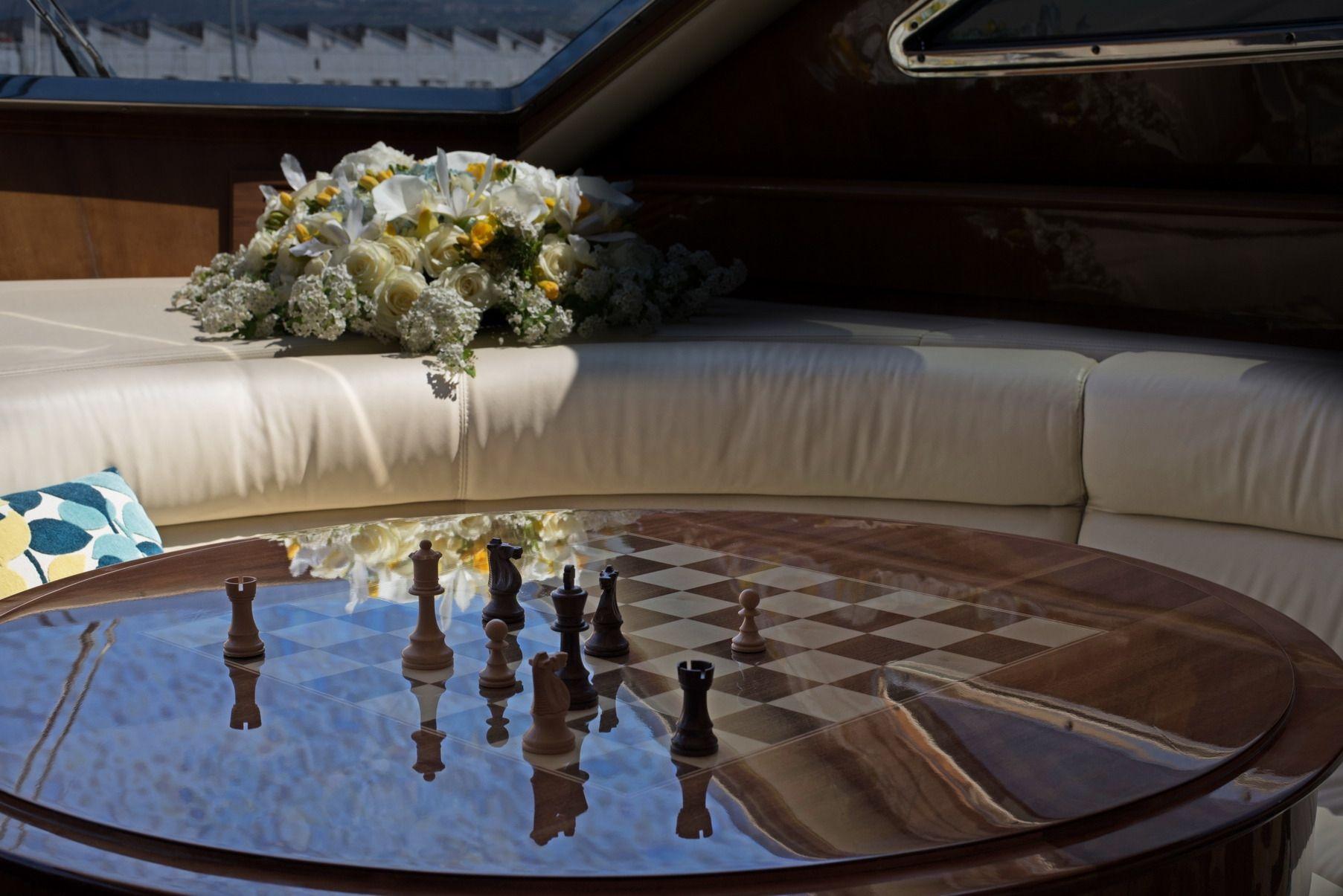 D`ARISTOTELIS Canados 24m Chess