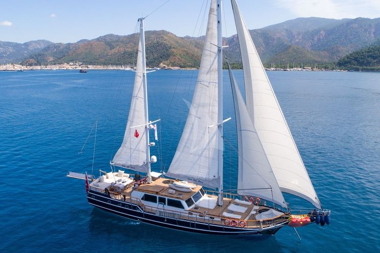 Charter Yacht DEA DEL MARE - Gulet - 5 Cabins - Turkey