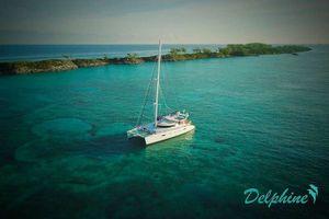 DELPHINE - Fountaine Pajot 60 - 3 Cabins - Nassau - Exumas - Bahamas