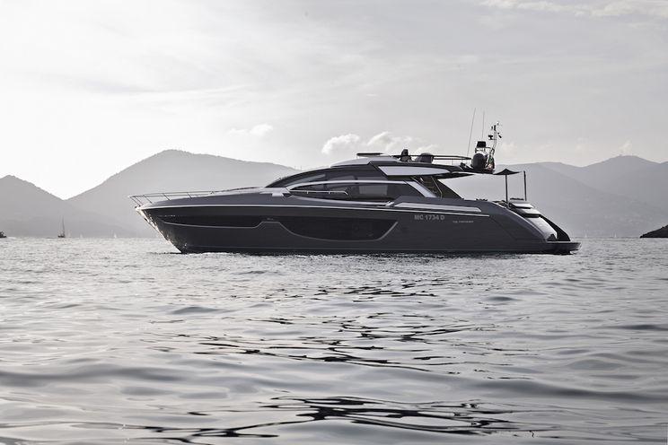 Charter Yacht DEMA - Riva Perseo 76 - 3 Cabins - La Spezia - Capri - Amalfi
