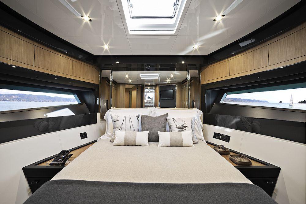 DEMA Riva 76 VIP Cabin