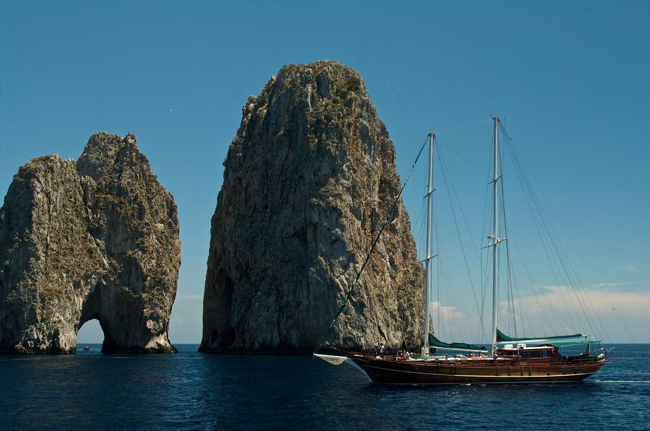 DERIYA DENIZ - 6 Cabins - Italy - Naples - Aeolian Islands