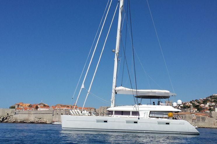 Charter Yacht MY DESTINY - Lagoon 620 - 4 Cabins - Croatia - Tivat - Kotor - Dubrovnik - Split