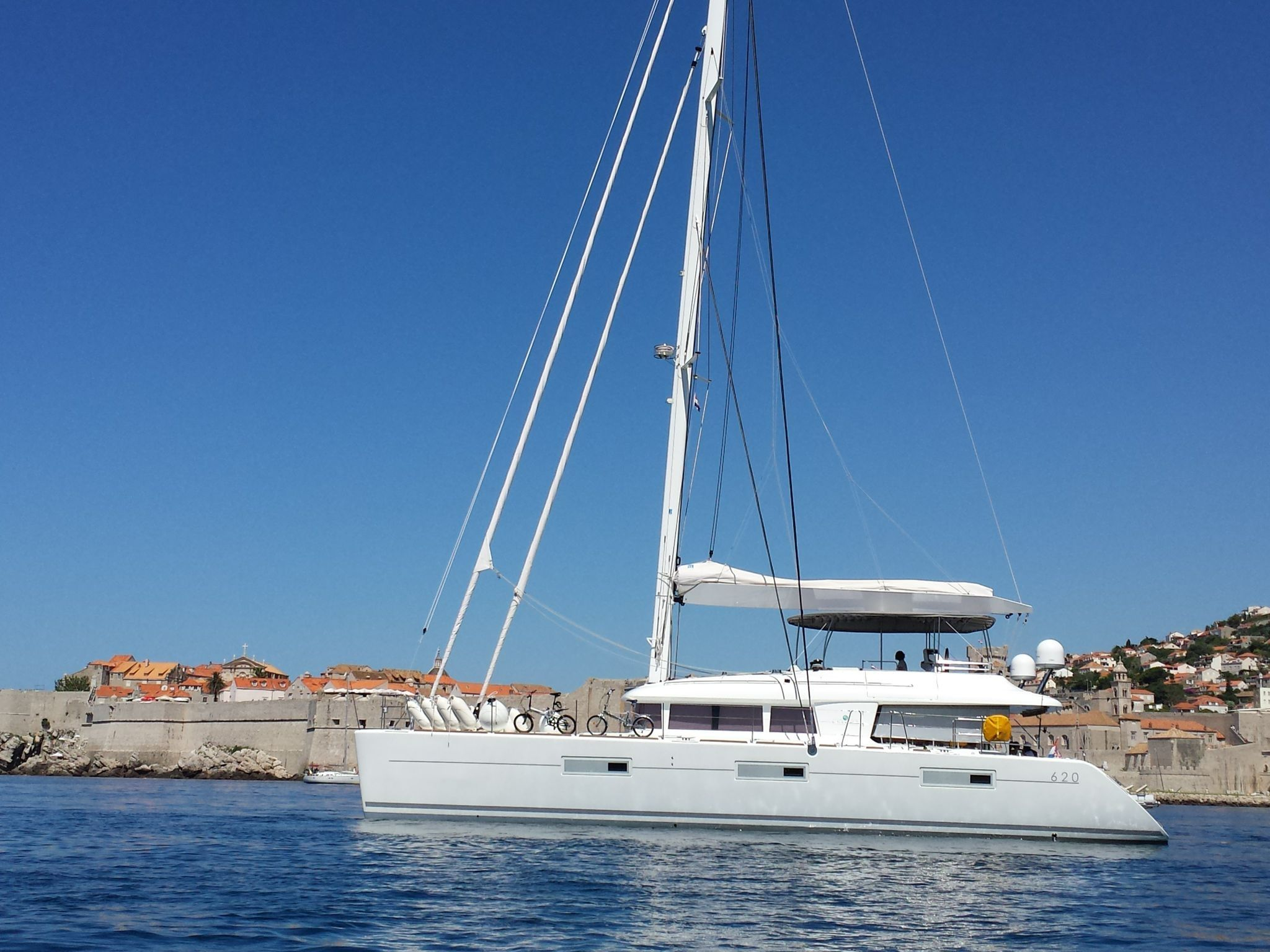 MY DESTINY - Lagoon 620 - 4 Cabins - Croatia - Tivat - Kotor - Dubrovnik - Split