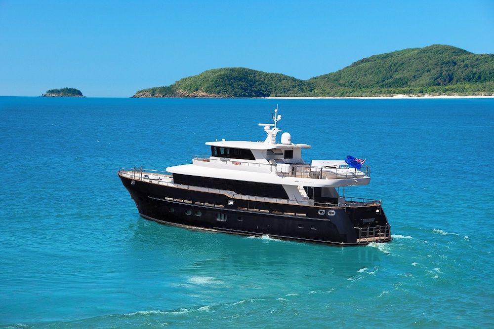 DESTINY - Fifth Ocean Yachts 23.9m - 4 Cabins - Cannes - Antibes - Golfe Juan - Monaco - St Tropez