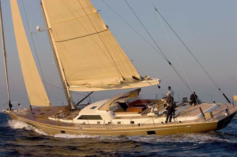 DHARMA Sailing Yacht