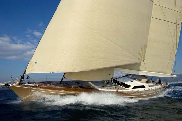 Charter Yacht DHARMA - Southern Wind 29m - 4 Cabins - Venice - Dubrovnik - Kotor - Tivat - Bodrum