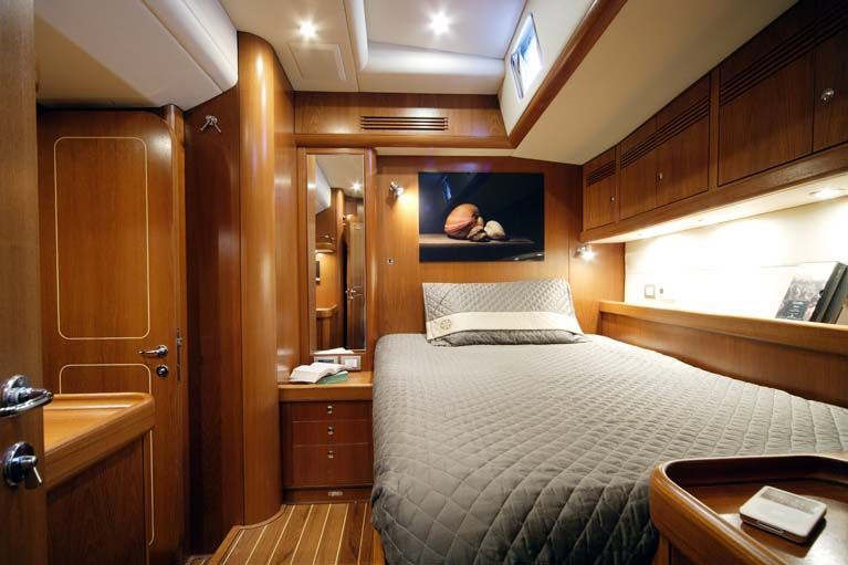 DHARMA Single Cabin