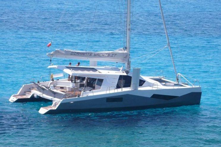 Charter Yacht Diamante 555 - 4 Cabins -  San Antonio - Ibiza - Formentera