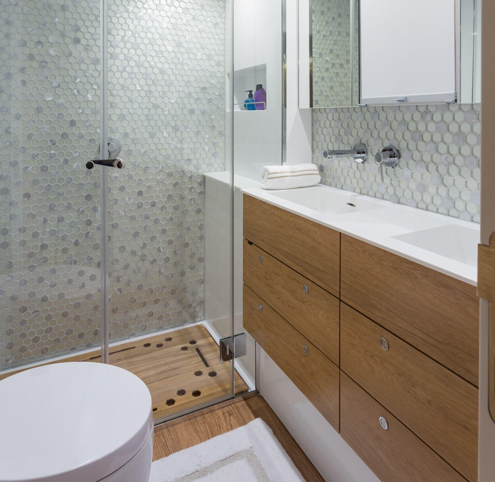 DIANA Sunreef 74 Luxury Catamaran Bathroom