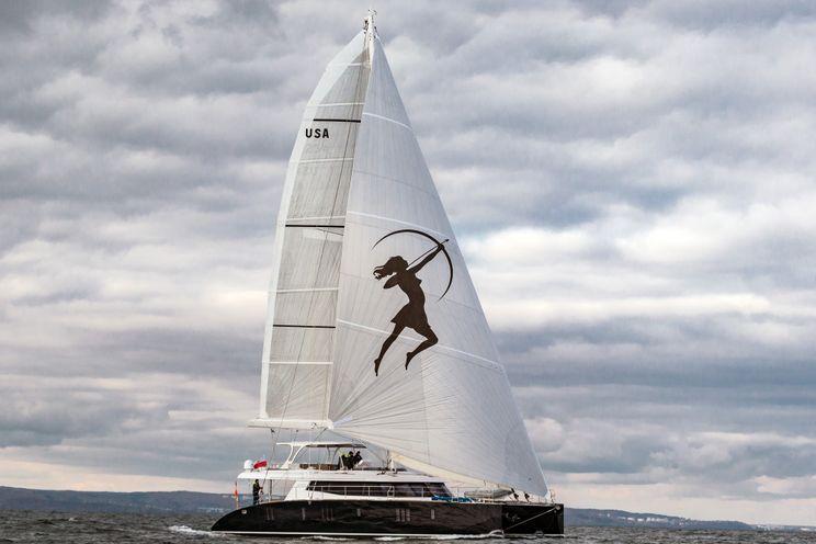Charter Yacht DIANA - Sunreef 74 - 4 Cabins - French Polynesia - Tahiti - Bora Bora - Raiatea - Fiji