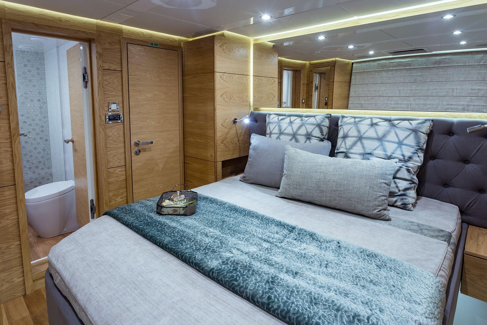 DIANA Sunreef 74 Luxury Catamaran Double Cabin