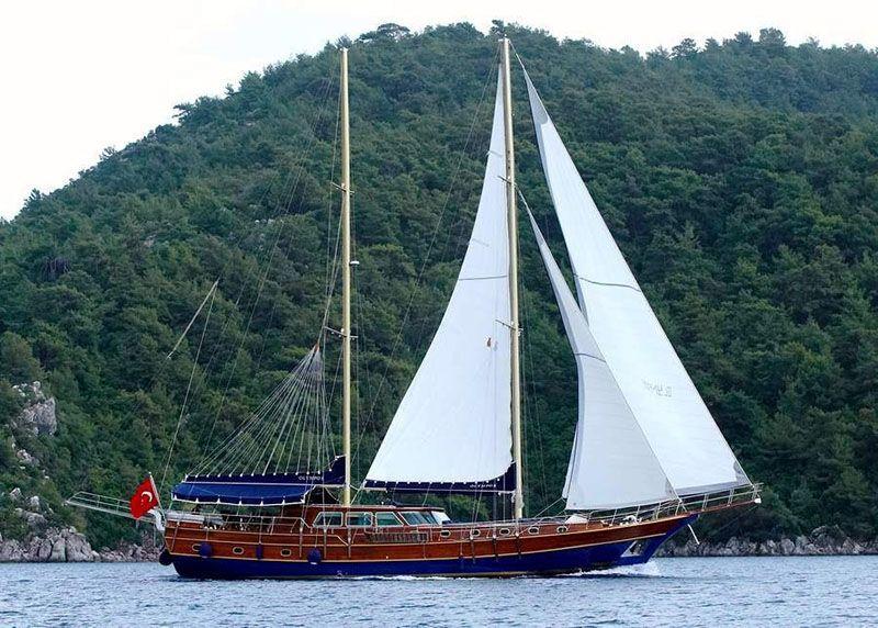 DIVA DENIZ - Gulet - 6 Cabins - Marmaris