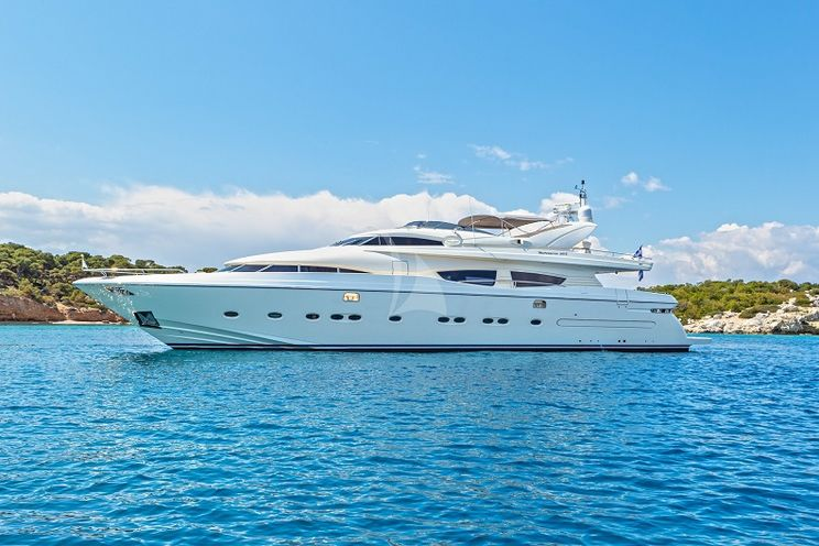 Charter Yacht DIVINE - Posillipo 99 - 5 cabins - Athens - Mykonos - Paros