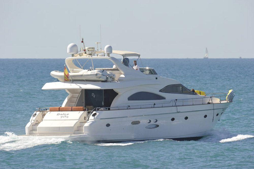 DOLCE VITA - Astondoa 72 - 4 Cabins - Formentera - Ibiza Port - Palma