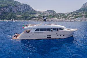 DON MICHELE - C Boats 27m - 5 Cabins - Amalfi - Capri - Aeolian Islands