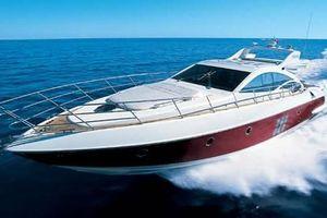 DONNA LOKA - Azimut 62S - 3 Cabins - Naples - Sorrento - Amalfi - Positano