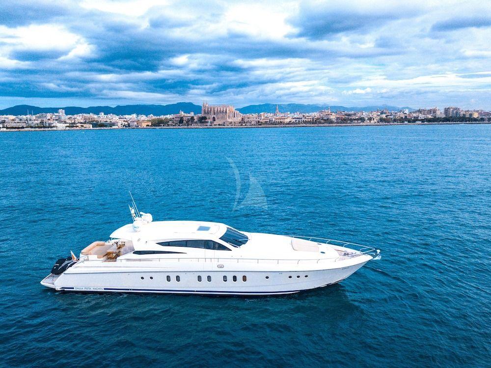 DOUBLE D - Dalla Pieta 27 - 4 Cabins - Balearic Islands - Palma - Ibiza