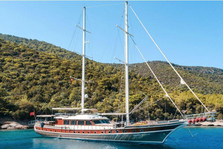 Charter Yacht DOUBLE EAGLE - 5 Cabins - Marmaris - Gocek - Bodrum