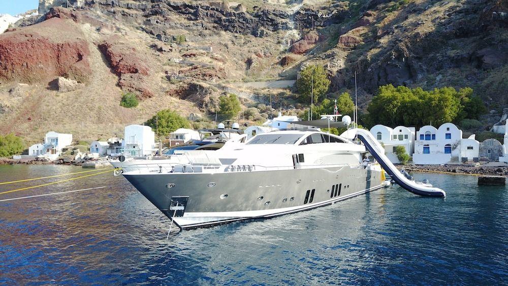 DRAGON Motor Yacht Slide