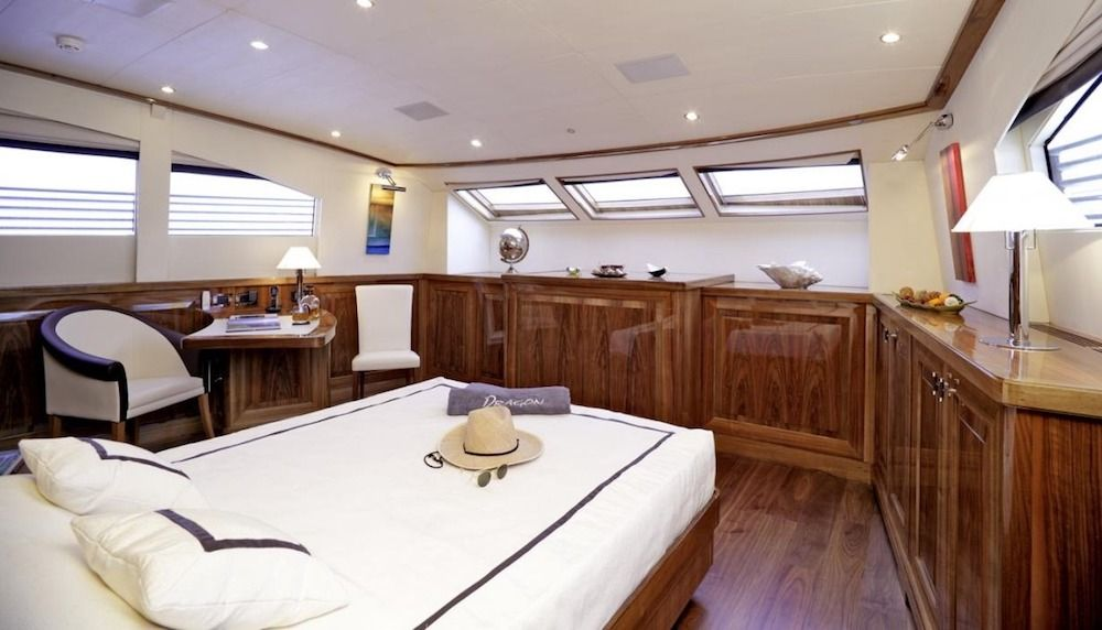 DRAGON Motor Yacht VIP