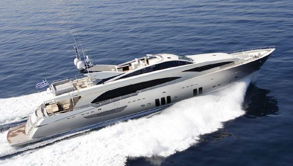 DRAGON Motor Yacht Greece