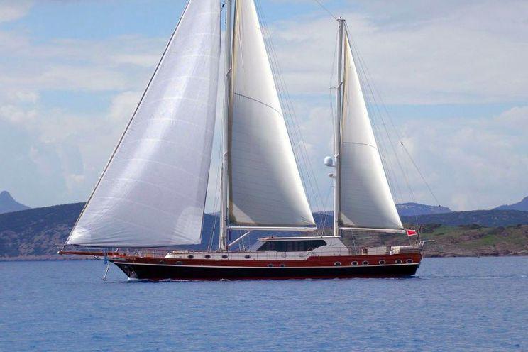 Charter Yacht DRAGONFLY - Gulet 127 - 5 Cabins - Bodrum - Gocek - Antalya