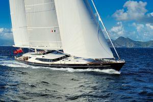 DRUMBEAT - Alloy 53m - 5 Cabins - Carribean Leeward - Windward