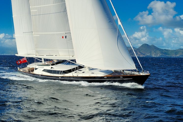 Charter Yacht DRUMBEAT - Alloy 53m - 5 Cabins - Carribean Leeward - Windward