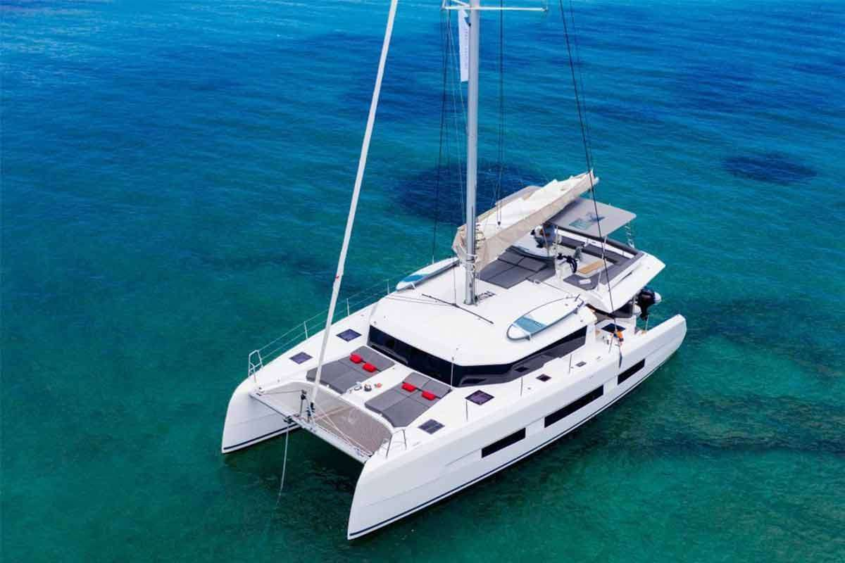 DUF48 - 2021 - 4 Cabins(4 double)- Sicily