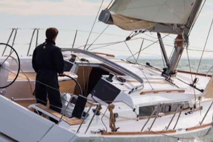Charter Yacht Dufour 350 - 2016 - 3 Cabins - Portisco - Sardinia