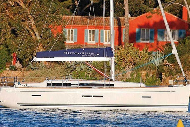 Charter Yacht THOXA VII