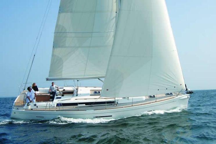 Charter Yacht Watersmoke