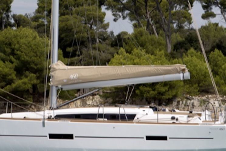 Charter Yacht Dufour 460 - 2016 - 4 Cabins - Portisco - Sardinia