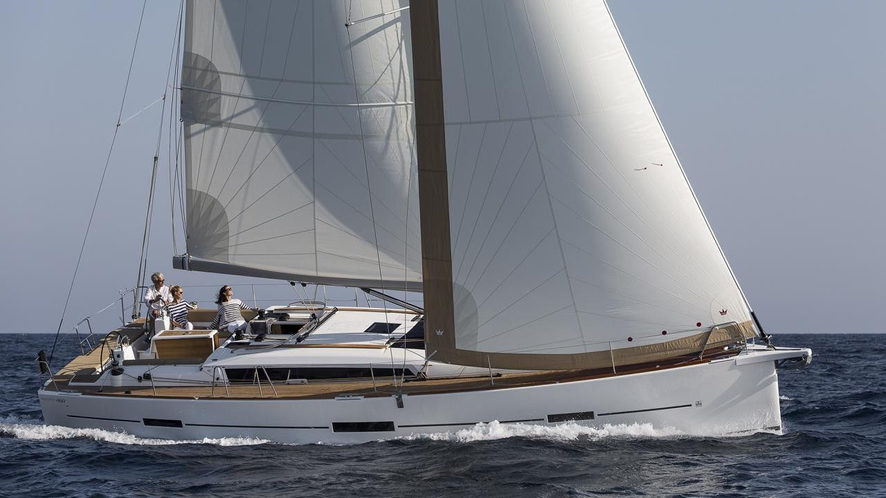 Dufour 460 5 cabins(4 double + 1 twin)- 2019 - Port Pin Rolland