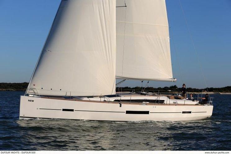 Charter Yacht Dufour 500 Grande Large - 4 Cabins - Denia - Spain