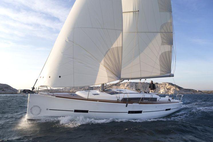 Charter Yacht Dufour 560 - 5 cabins - 2015 - Bodrum - Gocek - Marmaris
