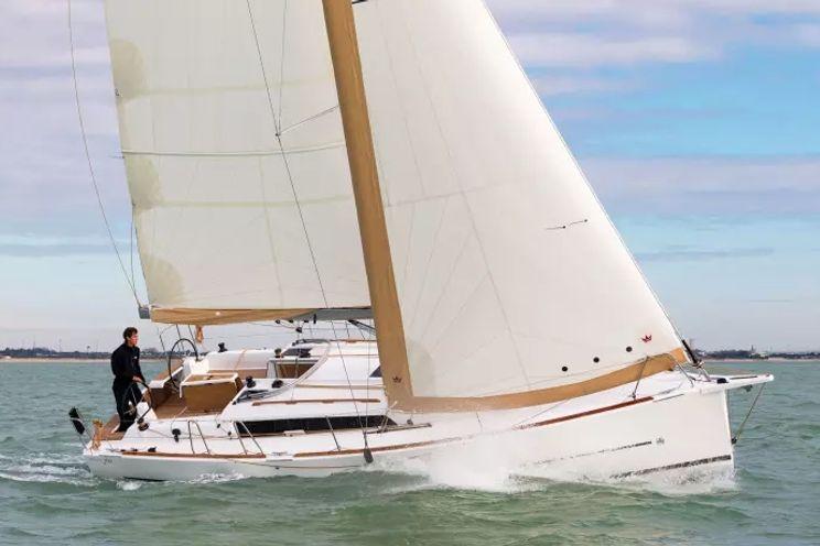 Charter Yacht Dufour 350 - 3 cabins (3 double) - 2016 - Biograd - Sibenik - Trogir