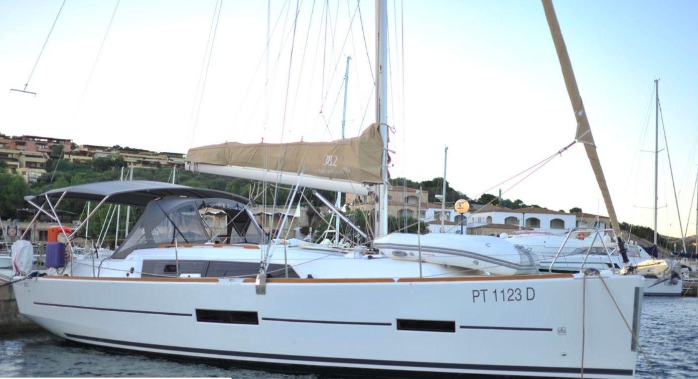 Dufour 382 - 3 cabins - Portisco