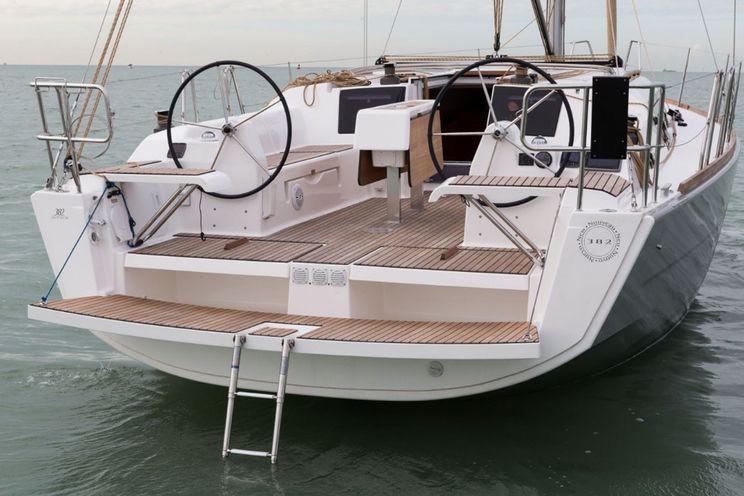 Charter Yacht Dufour 382 - 3 cabins(3 double cabins)- 2015 - Biograd - Split