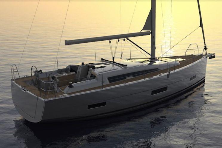 Charter Yacht Dufour 390 - 2019 - 3 cabins(3 double)- USVI - BVI
