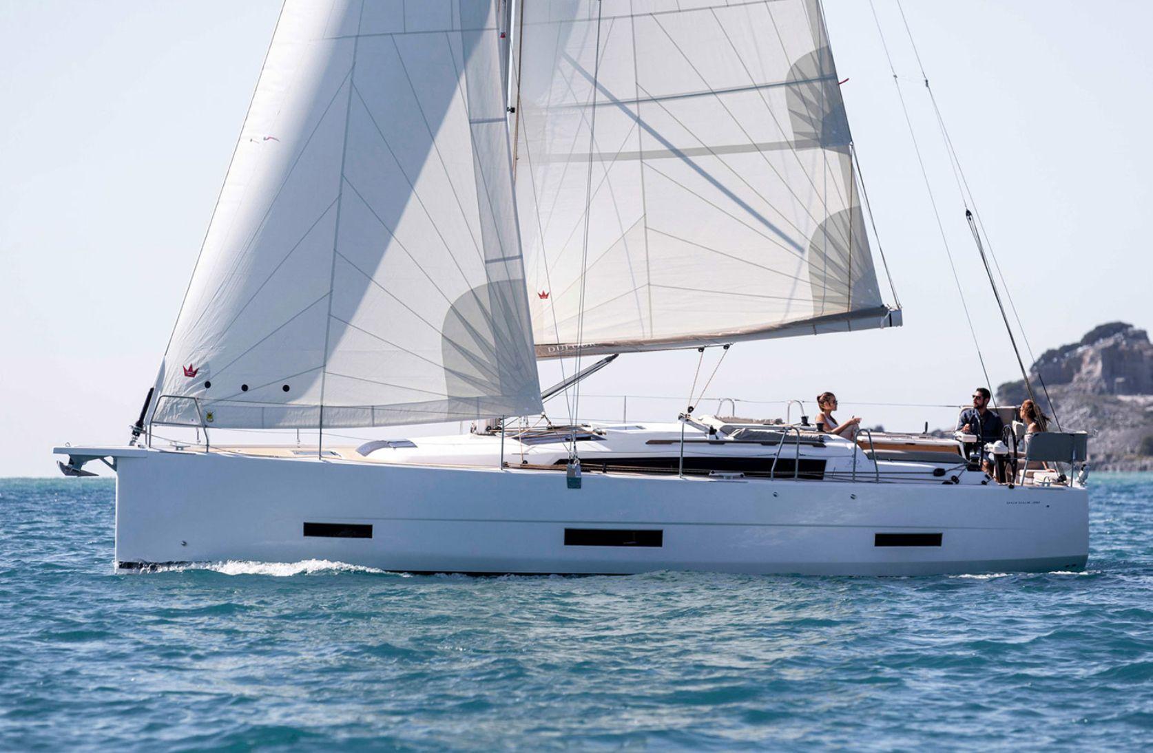 Dufour 390 Grand Large - 3 Cabins - 2019 - Naxos - Lefkada - Corfu