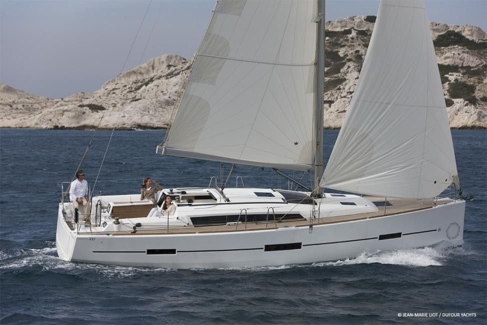 Dufour 410 Grand Large - 3 cabins(3 double)- 2016 - Horta - Faial - Azores - Portugal
