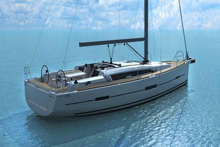 Dufour 412 - 3 Cabins - BVI - Tortola - Virgin Islands