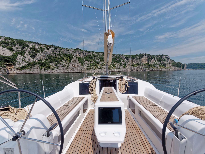 Dufour 412 Grand Large Captain View